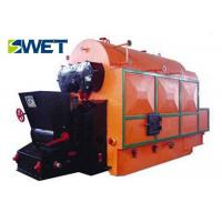 Wholesale Automatic Grate Fired Boiler , Durable 2.5 MPa Biomass Fired Steam Boiler from china suppliers