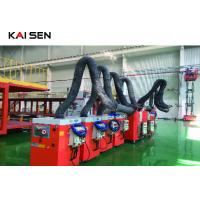 Wholesale Explosion Proof Type Mobile Welding Fume Extractor With 1500m³ / H Air Flow from china suppliers