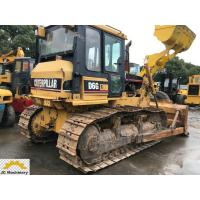 Heavy Duty Used Cat Bulldozer D6G From Working Site 7 Track Rollers for sale