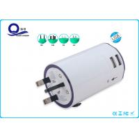 Wholesale Detachable Fuse Protection USB Travel Adapter And Converter With Led Light from china suppliers