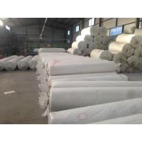 Staple Fiber Non Woven Polypropylene Geotextile Fabric 300gm2