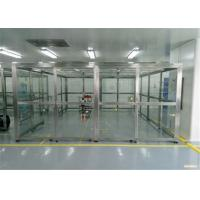 Wholesale SUS 304 Frame Vertical PVC Softwall Clean Room from china suppliers