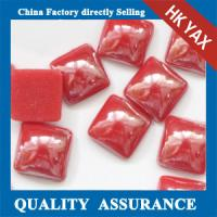 Wholesale red ceramic hotfix pearl,hot fix pearl square, hot fix pearl from china suppliers
