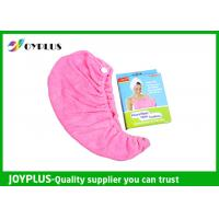 Wholesale Various Colors Hair Drying Towel Wrap , Quick Dry Hair Towels 250GSMg from china suppliers