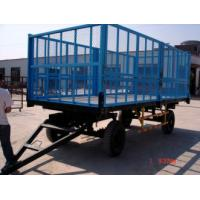 Wholesale 7C-5T high hurdles trailer from china suppliers