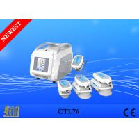 Wholesale 100Kpa Cryo Cellulite Body Slimming Machine With Semiconductor Ceramic System from china suppliers