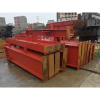 Wholesale Prefabricated H Shape Red Color  Workshop Steel Structure -6000㎡ With Good Price from china suppliers