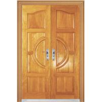 Wholesale armor door steel wooden door from china suppliers