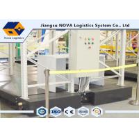 Buy cheap Mobile Rack Automatic Storage And Retrieval System Heavy Duty Standard Packing from wholesalers