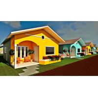 Wholesale Professional Design Prefab Bungalow Homes Small Modern Modular Homes from china suppliers