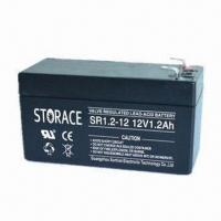 Wholesale Sealed Lead-acid Battery with Wide Range of Capacities, for Emergency Lamp from china suppliers
