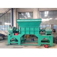 China 3.5 Tons Capacity Stainless Steel Shredder Waste Scrap Crusher Machine on sale