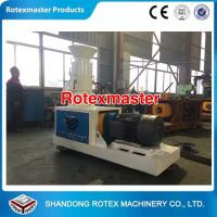 Wholesale Flat Die  Small Pine Sawdust Wood Pellet Making Machine for home use or test use from china suppliers