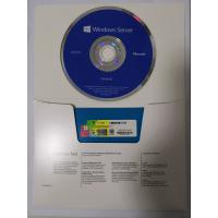 Wholesale 32 / 64 Bit Software Key Code , OEM 25 Cal Microsoft Windows 2008 Server R2 from china suppliers