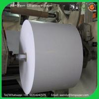 China 66*96 70*100cm couche paper C2S Glossy Coated Art Paper Art Card Paper board with sheets ream or roll package on sale