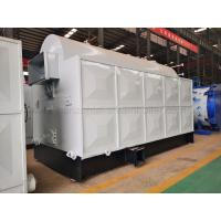 China Fully Automatic Coal Fired Hot Water Furnace Pressure Adjustment System for sale