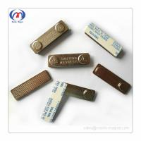 Best Magnetic name badge with super glue 3M self-adhesive wholesale