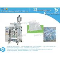 China Bestar liquid packaging machine for pure drinking water packing in pouch on sale