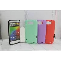 Wholesale silicon cover for HTC G21 protection case for X315E candy fragrance color cover from china suppliers