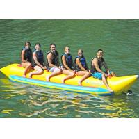 Wholesale Flying Fish Inflatable Water Games , Inflatable Flying Banana OEM Service from china suppliers