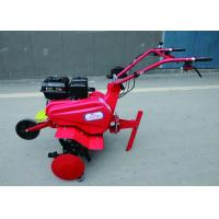 Wholesale Pull Behind Gas Powered Tiller / Farm Gasoline Power Tiller With Rotary Plough from china suppliers