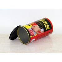 Wholesale Eco Friendly Kraft Paper Powder Food Cans Packaging 150 Mm With Customized Logo from china suppliers