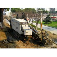 China Horizontal Directional Drilling Rig High Efficiency Used In Trenchless Piping Construction for sale