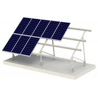 China Stainless Steel SUS304 Solar Panel Ground Mounting Systems Ground Plant Pile for sale