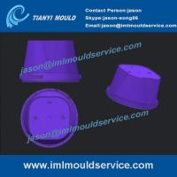 Wholesale PP thin-wall packaging products mould structure, 200ml of thin-walled boxes mould drawing from china suppliers