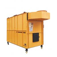 Wholesale Low Drying Cost Rice Hull Furnace , Automatic Feeding Grain Dryer Burner from china suppliers