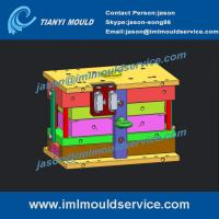 Wholesale two cavites food packaging and thin-wall molding,expertise in thin-walled sweet cup mould from china suppliers