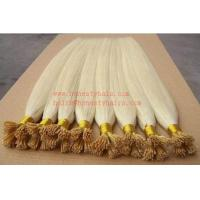 Wholesale 100% REMY hair extension, keratin bond hair extension 12-30 length from china suppliers
