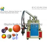 Best Children Toys Making PU Foaming Machine With Mixing Head Auto - Cleaning Function wholesale