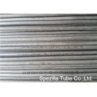 ASTM B677 Super Austenitic Seamless Stainless Steel Tube TP904L For Gas Washing
