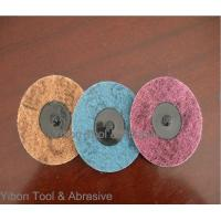 Wholesale 3inch 3M Polishing Nylon Abrasive Non Woven quick change Disc from china suppliers