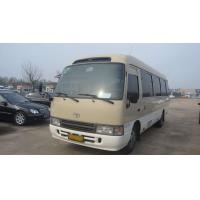 Wholesale 20 Passengers Toyota Coaster Second Hand 2013 Year With Strong Engine from china suppliers