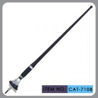 Universal Auto Am Fm Antenna Black Pvc Mast 1300mm Cable Length
