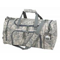 China Waterproof Duffel Bag , Womens Mens Duffle Bags With Shoe Compartment on sale
