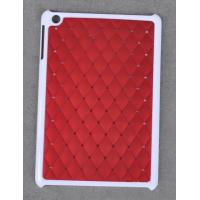 Wholesale Glitter Rhinestone PU Paster Plastic cover for iPad mini from china suppliers