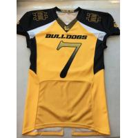 Wholesale Customized America Football Jersey 100% Polyester Soften Color Never Fade Out from china suppliers