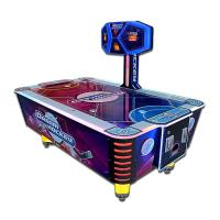 Wholesale Theme Park Air Hockey Arcade Machine With Metal / Wood / Plastic Material from china suppliers