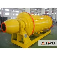Wholesale Durable Horizontal Mining Ball Mill For Mineral Ore Beneficiation Plant from china suppliers
