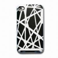 Wholesale Double Color Case for Apples iPod Touch 4, Made of TPU and PC Materials from china suppliers