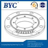 Wholesale High percision XSU080168 crossed roller bearing  thin section bearing 130*205*25.4mm from china suppliers
