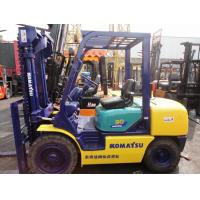 Wholesale used komatsu forklift fd30 forklift 3 ton from china suppliers