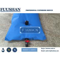 Fuushan PVC Pillow Water Tanks Canada Can Irrigation And  Storage Water for sale