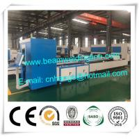 China 1500w Fiber Laser Metal Sheet Pipe Cutting Machine , CNC Plasma Cutting Machine For Sheet on sale