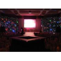 Wholesale 4X3M LED Curtain Lights Stage Drape Starry Party Backdrop Wedding Background from china suppliers