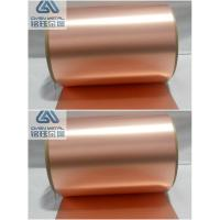 Wholesale 35um Double Shiny Copper Foil Sheet Roll With High Content Cu from china suppliers