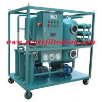 China Waste Industrial Lubricating Oil Purifier Machine for sale